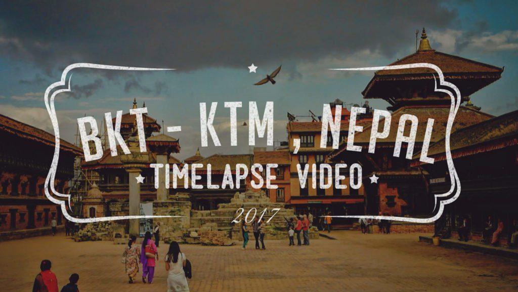 timelapse video nepal free